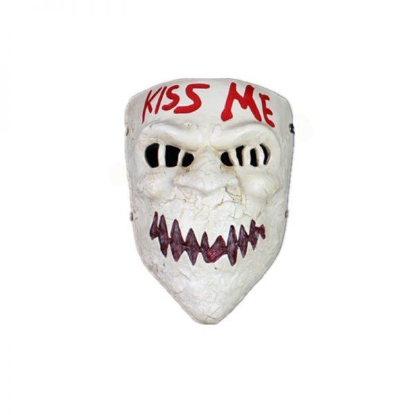 Kiss Me Purge Mask