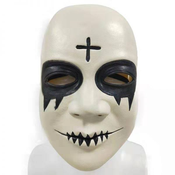 Purge God Mask Outfit