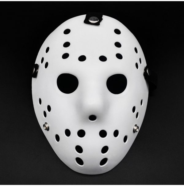 White Jason Mask