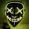 LED Purge Mask Yellow