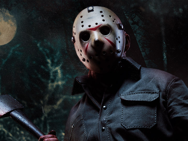 Jason with an axe