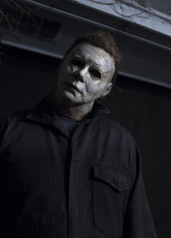 Michael Myers from Halloween movie
