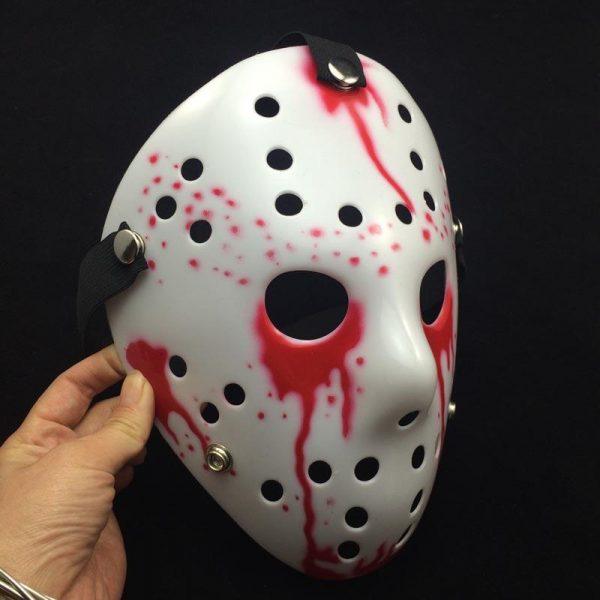 bloody jason mask halloween