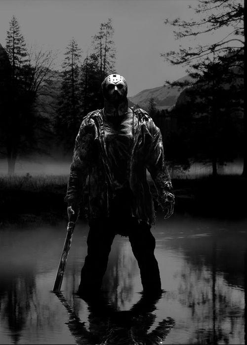 bloody jason voorhees mask
