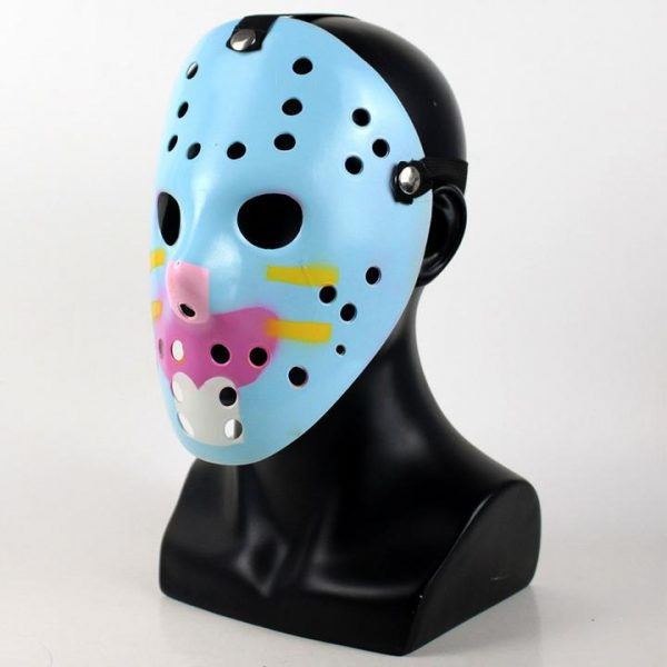 blue Jason Mask For Kids