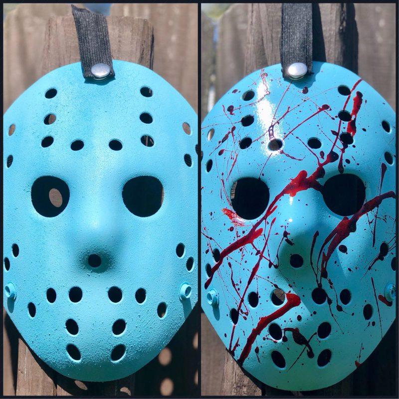blue blood jason mask