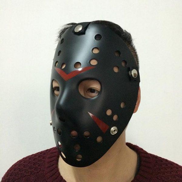 jason black mask