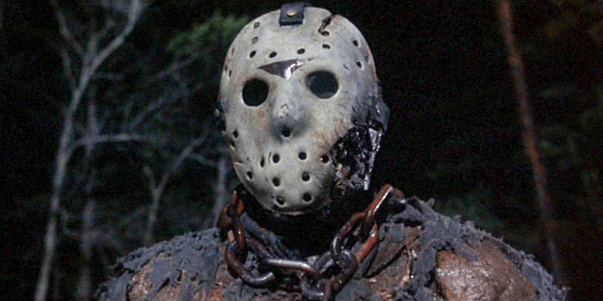 Jason Voorhees Mask Gold Edition