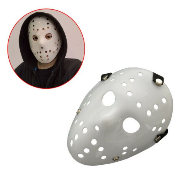 jason mask white