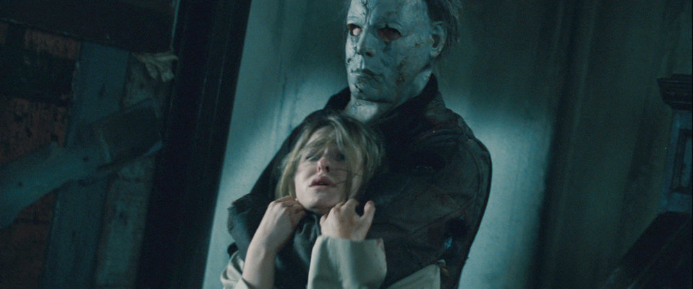 michael myers take an hostage