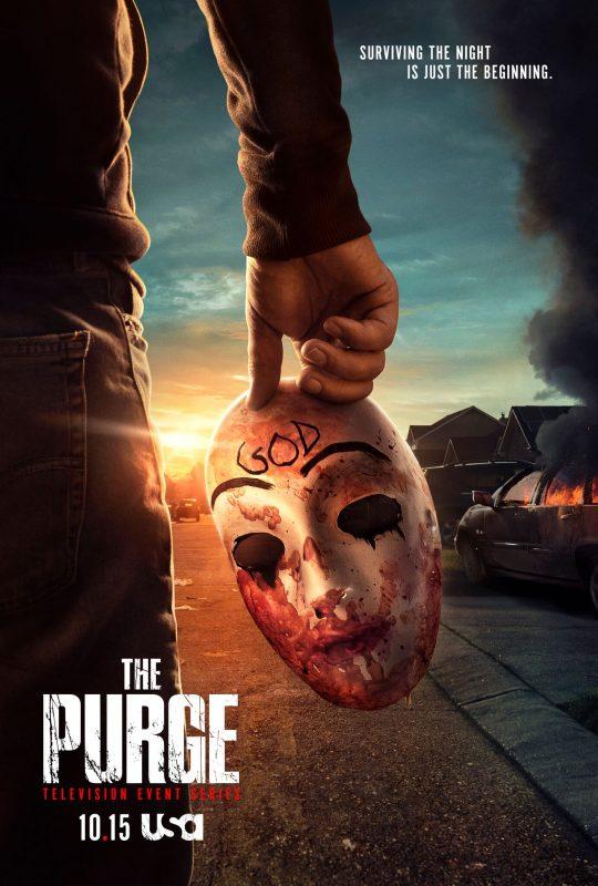 purge god mask guy