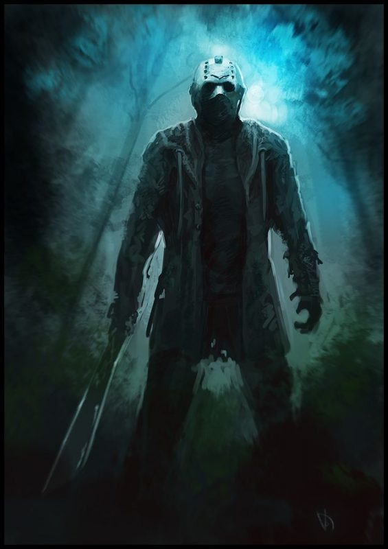the friday 13th wallpaper