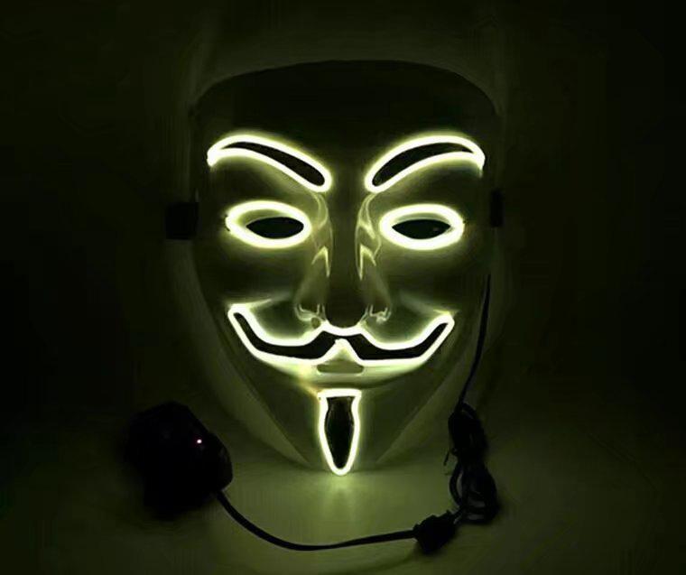 v for vendetta mask party city remote controlelr