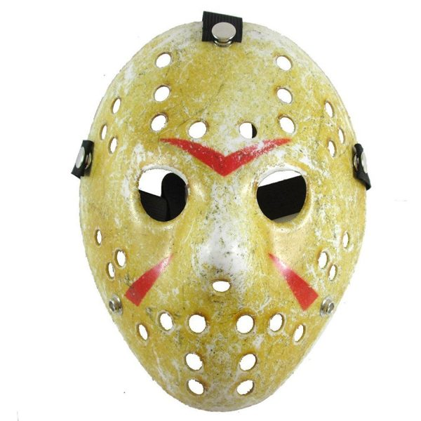 Jason Mask Yellow Edition