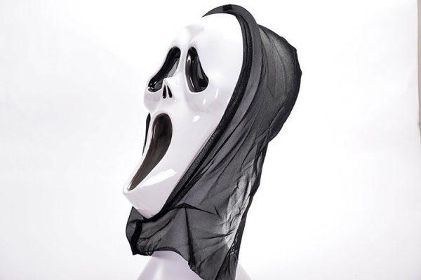 ghostface scream mask