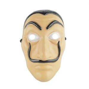 Dali Mask Money Heist