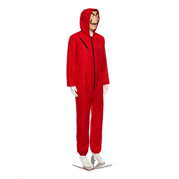Money Heist Costume Kid And Adults