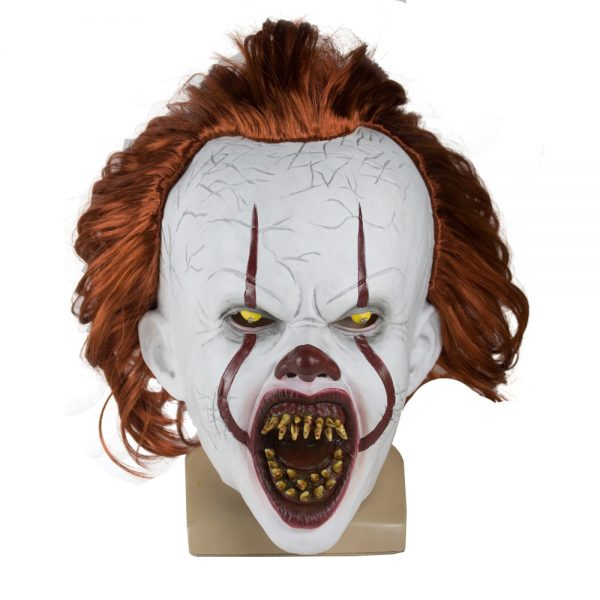 Pennywise Silicone Mask
