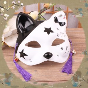 Traditional Kitsune Mask