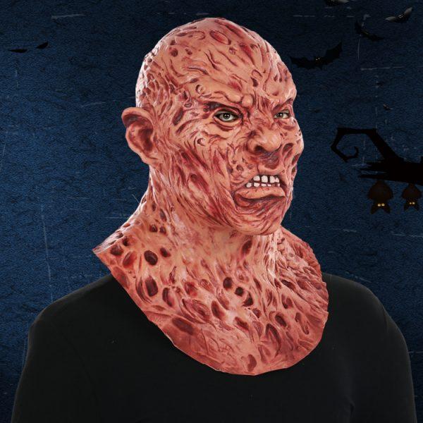 Freddy Krueger Silicone Mask A Realistic Nightmare