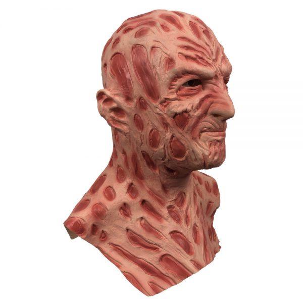 Realistic Freddy Krueger Mask Silicone