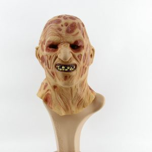 Freddy Krueger Silicone Latex Mask