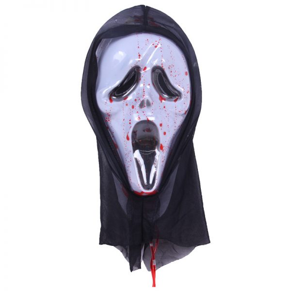 Scream Mask With Blood