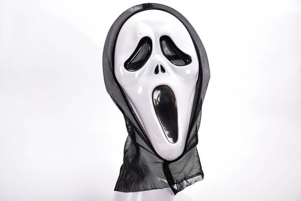 The Scream Mask