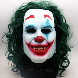 Joker Silicone Mask