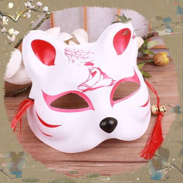 Japanese Kitsune Mask