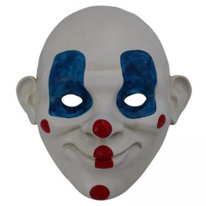 Joker Bank Robber Mask