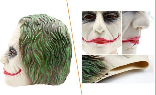 The Joker Face Mask From Movie