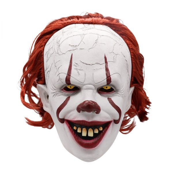 Realistic Pennywise Mask