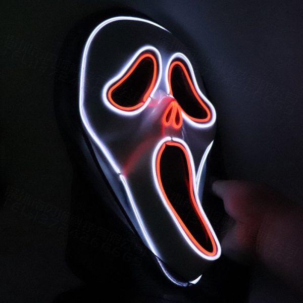 Original Scream Mask LED That Light Up