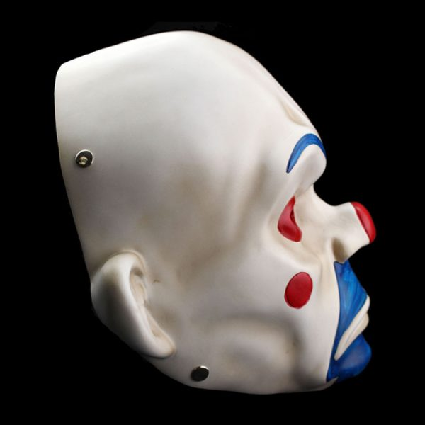 heath ledger joker mask