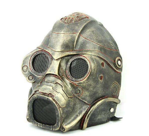 Fallout 4 Gas Mask