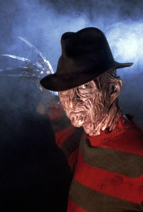 Deluxe Freddy Krueger Mask Real For Halloween