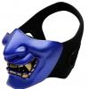 blue oni mask demon japanese