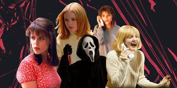drew barrymore scream costume