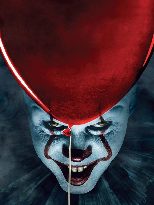 it pennywise 2019 baloon