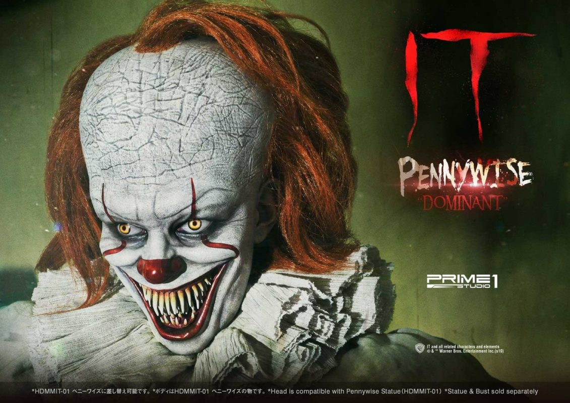 it pennywise dominant