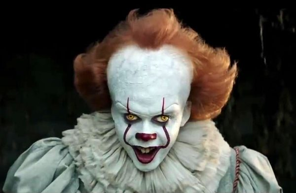 it pennywise face