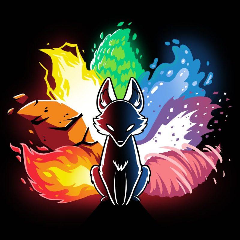 kitsune wallpaper