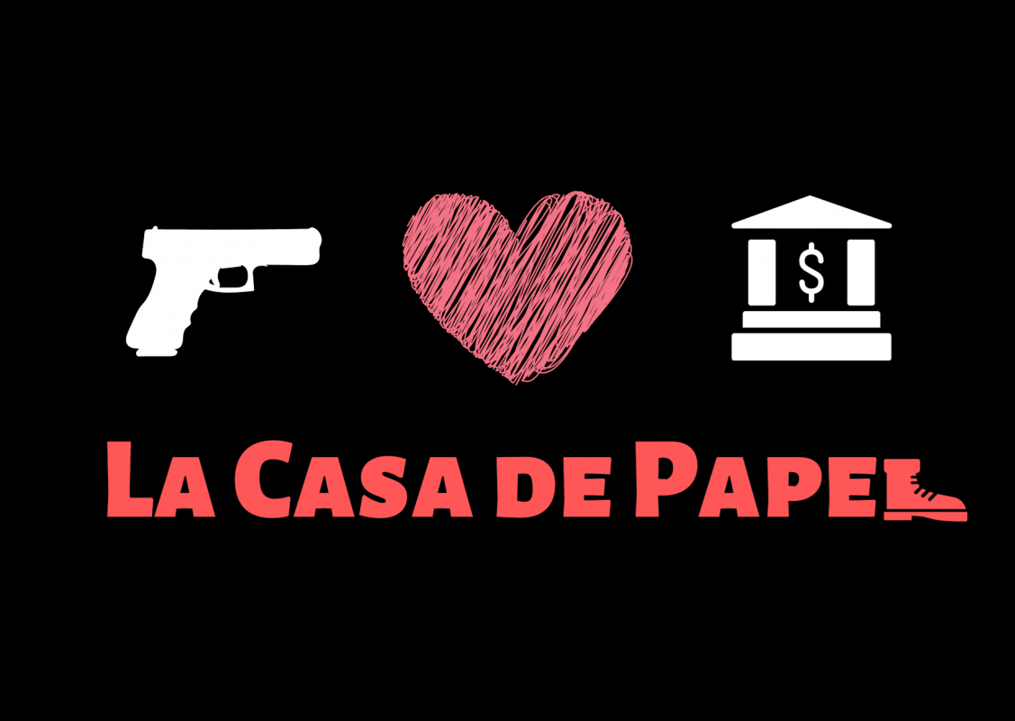 la casa de papel wallpaper