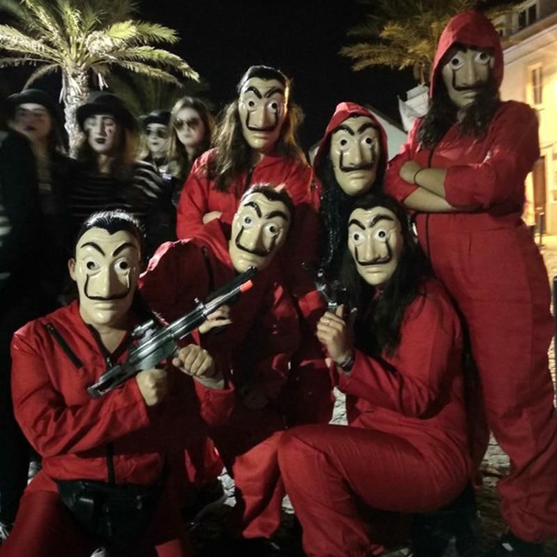 money heist costume divisoria