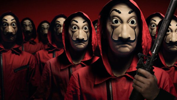 money heist mask saison 5