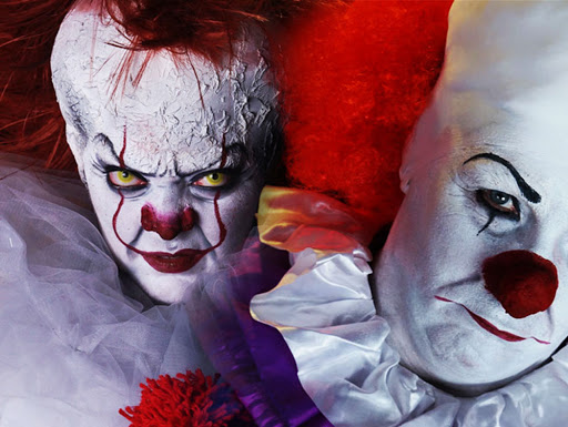 pennywise 1990 to 2017