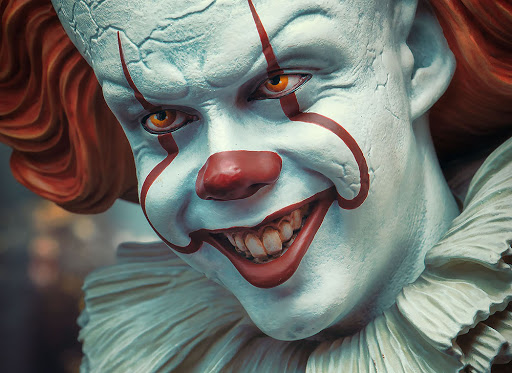pennywise in 3D