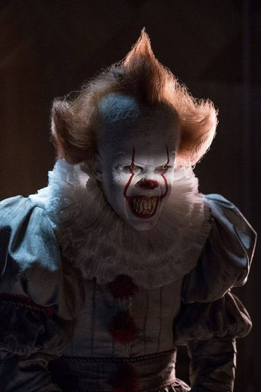 pennywise rage