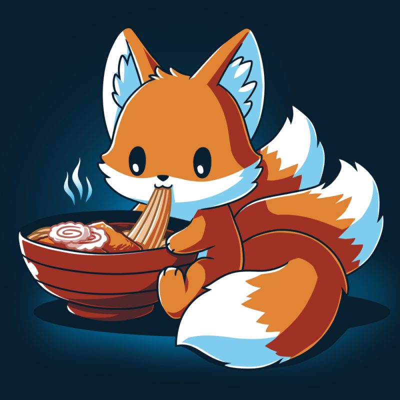 ramen kitsune 3 tails